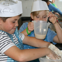 children's cookery