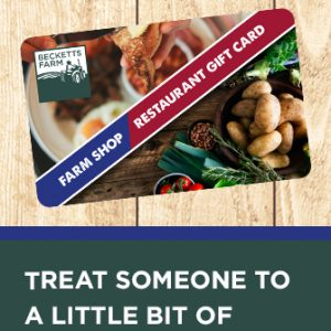 Farm Shop Gift Vouchers