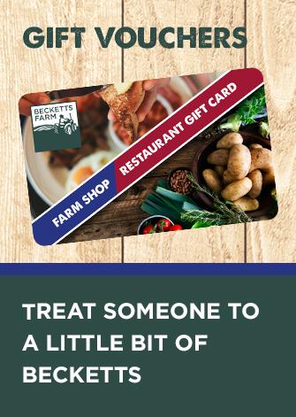 farm shop gift vouchers available