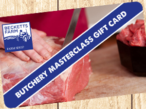 butchery masterclass gift voucher