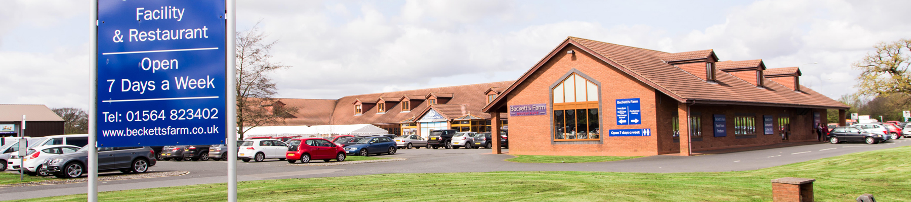 Becketts Farm Shop and Restaurant