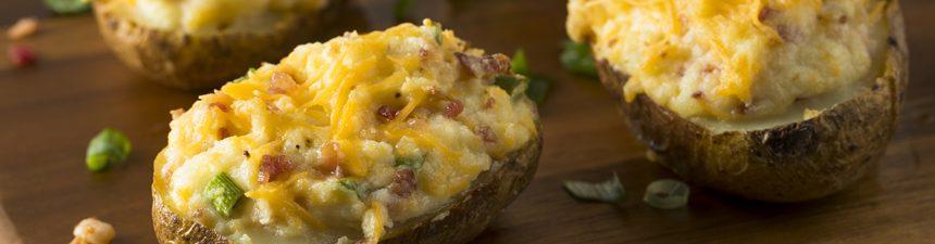 Broccoli Baked Potato
