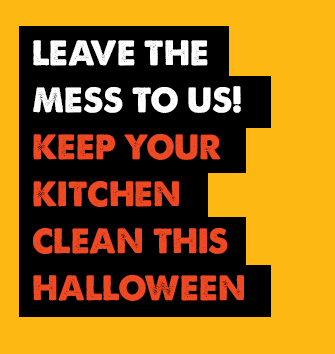 Leave the Mess to Us this Halloween at Pumpkin Parlour