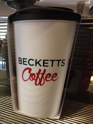 Becketts Travel Cup