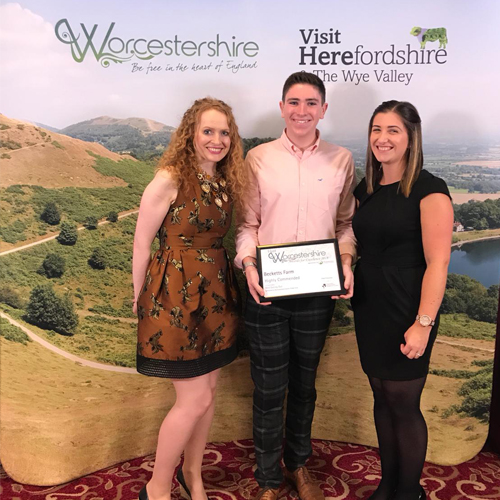Visit Worcestershire Awards