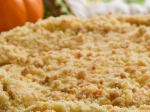 Autumn Vegetable Crumble