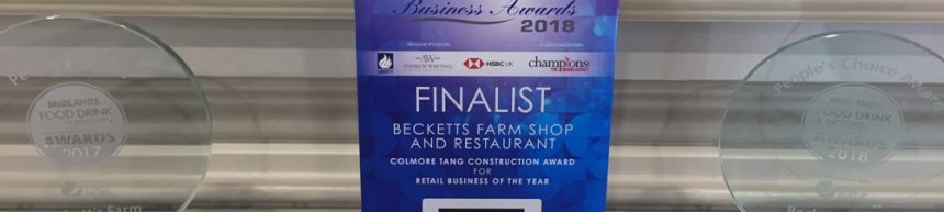 Birmingham Business Post Awards 2018