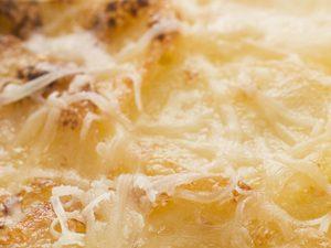 Creamy Parsnip and Squash Bake