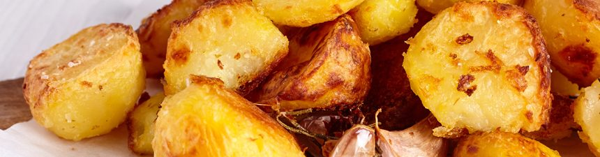 The Ultimate Roast Potatoes
