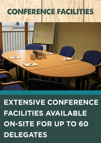 conference facilities available for up to 60 delegates