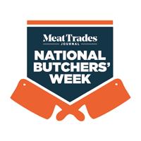 national butchers week logo