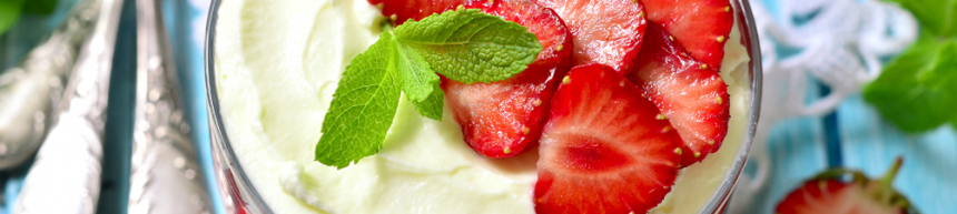 Summer Berry and Elderflower Trifle