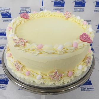 celebration cakes - red velvet