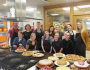cookery school bespoke parties