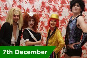 rocky horror show 7th december