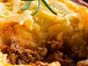 Shepherd's Pie with a twist