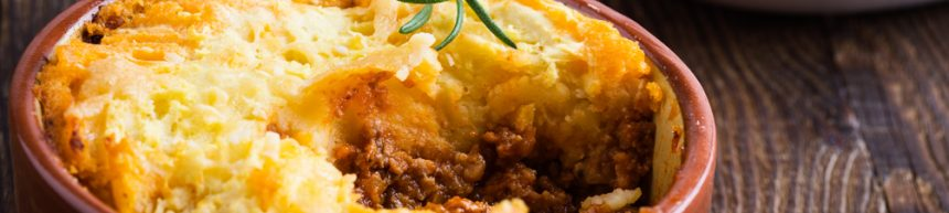 Shepherd's Pie with a twist