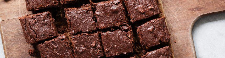 Mince Pie Chocolate Brownie