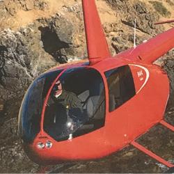 November helicopter