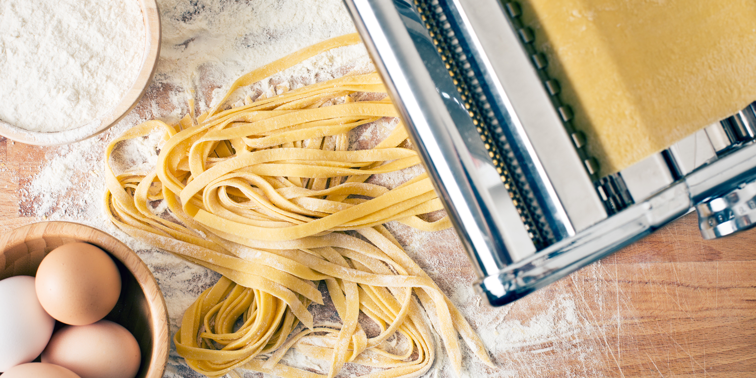 Pasta and Bread Making
