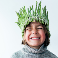 asparagus crown eat with the seasons