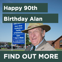 Happy 90th Birthday Alan