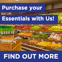 Purchase your Essentials with Us