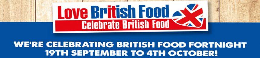 British Food Fortnight 2020