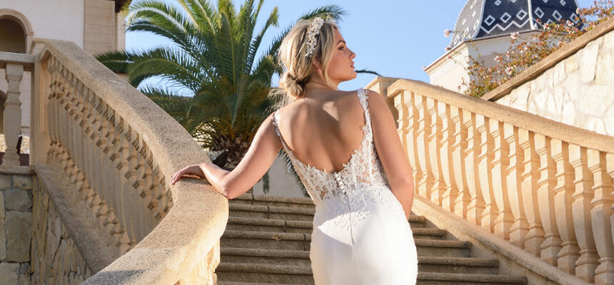 Gina Lou Bridal's Top Tips for choosing the perfect wedding dress