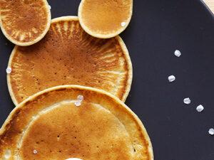 Bunny Rabbit Pancakes