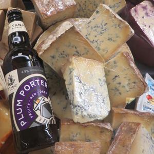 beer blue cheese