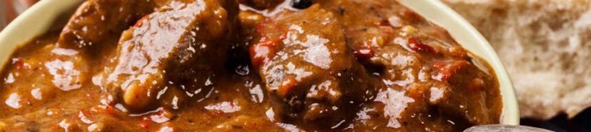 Slow-cooker Beef Goulash