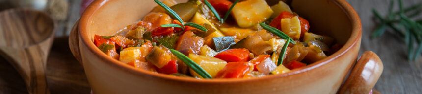 Traditional Vegetable Stew