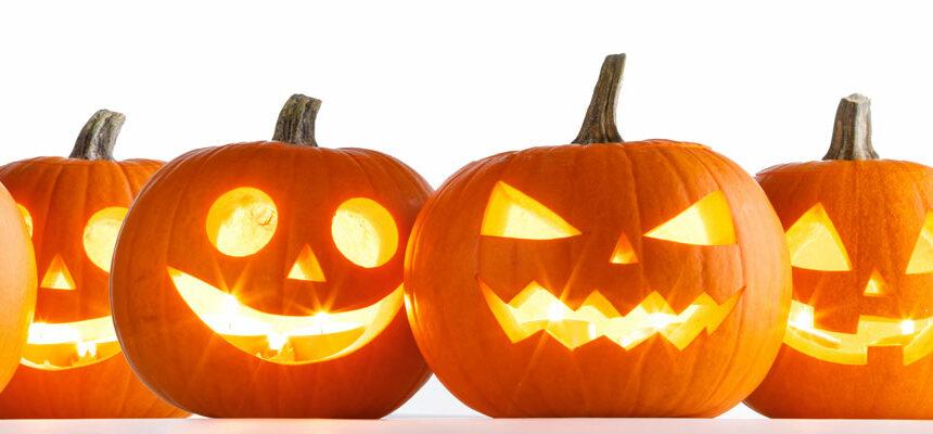 It's spooky season!